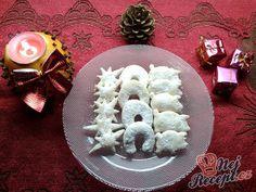 Vínové vánoční cukroví