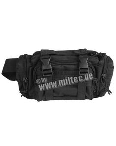 Pin it! :)  Follow us :))  zCamping.com is your Camping Product Gallery ;) CLICK IMAGE TWICE for Pricing and Info :) SEE A LARGER SELECTION of fanny packs and waistpacks at http://zcamping.com/category/camping-categories/camping-backpacks/fanny-packs-and-waistpacks/ - fanny pack, waist pack,  camping, backpacks, camping gear, camp supplies - Modular System Waist Bag Belt Pack Hip Pocket MOLLE Travel Hiking Black « zCamping.com