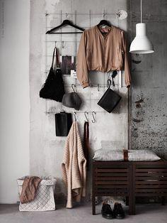 Höstgarderob på display More