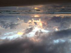 Nobby beach sunrise 15 February 2013
