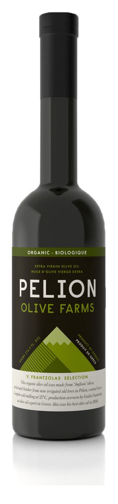 PELION ORGANIC EXTRA VIRGIN OLIVE OIL 500 ml. Find in Our Online Shop. Store in Dark and Cool Place !