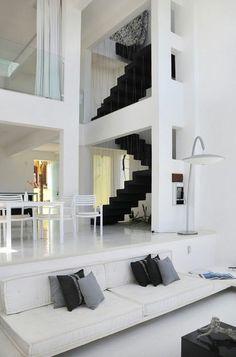 Kilombo Villas, Rio Grande do Norte, Brasil - http://kilombovillas.com/index3port.html - #spa, #branco, #hotel