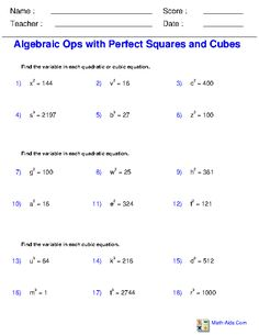 Printables Solving Radical Equations Worksheet solving radical equations worksheets math aids com pinterest worksheets