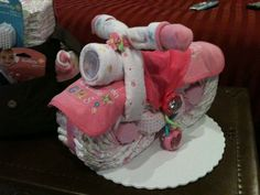 motorcycle diaper cakes - Google Search
