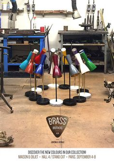 News - Brass Brothers & co