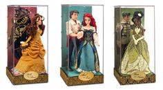Disney's Fairytale Designer Collection Disney Barbie Dolls, Disney Princess Dolls, Barbie Toys, Audrey Doll, Disney Decendants, Disney Princesses And Princes, Baby Doll Toys, Beautiful Barbie Dolls, Lol Dolls