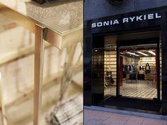 Sonia Rykiel boutique by Vudafieri – Saverino Partners, Madrid – Spain » Retail Design Blog