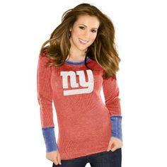 ed6ada2ec Touch by Alyssa Milano Houston Texans Ladies Touch Quick Pass Long Sleeve  Thermal T-Shirt - Red
