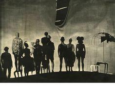 Rhinoceros by Eugène Ionesco, directed by Piotr Pawłowski, set design by Tadeusz…