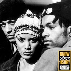 The ultimate enlightened trio...(cont) Visit my Insta for the rest!  #HipHop #HipHopCulture #HipHopHistory #HipHopLegends #DigablePlanets #90sHipHop