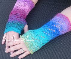 OM! Best ever !! For looms  A Must PIN!    Once Upon A Loom: Knitting videos