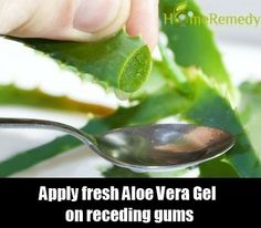 Find Home Remedy - http://www.findhomeremedy.com/natural-cure-for-receding-gums/