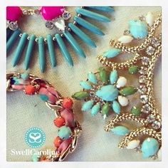 Long on sparkle and full of charm! The Elsa House Collection from SwellCaroline.com