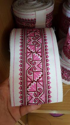 Cross Stitch Borders, Cross Stitch Flowers, Cross Stitch Designs, Cross Stitching, Cross Stitch Embroidery, Cross Stitch Patterns, Textile Pattern Design, Textile Patterns, Bead Loom Designs