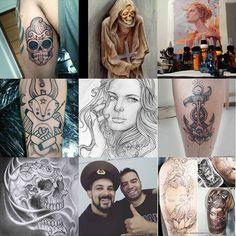 #2016bestnine Thank you all! Happy 2017! #alangore Obrigado a todos, 2017 vai ser melhor ainda!  #alangoretatoo #tattooist #tatuagemaguasclaras #tattoo #tatuagem #tatuajes #tattoos #tatuaje #tatuagemaguasclaras  #tatuador #tattoo2me #tatuagemideal #tguest #galeriatattoo #tatuadordf #tatuadorbrasilia #brasília #brasilia #tattoobr #tattoobrasilia #alangoretattoo #alangore #draugmor #taguatinga #aguasclaras #tattooartist #eletricink #inkmachines