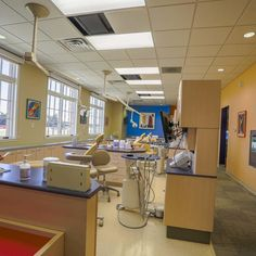 Pediatric Dental Specialists of Grand Island uses bright colors to appeal to little mouths. Watch for photos of the interior and check out the virtual tour online. #mitimages360 #virtualtours #dentists #googlestreetviewtusted https://www.instagram.com/p/BLxPoBLgdEw/ via www.mitimages360.com
