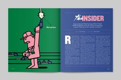 Google Think Quarterly - All Issues by Human After All , via Behance