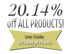20.14% off all Signs, Posters & Canvases! Sale ends 1/3/2014!