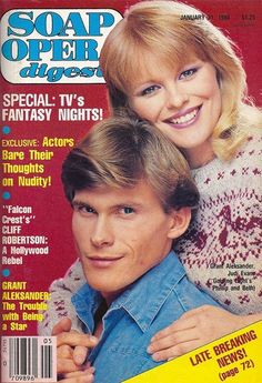 Soap Opera Digest  1984