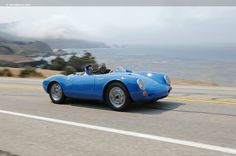 1955 Porsche 550 RS Spyder Image