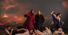 CinePensieri – We will remember the world because of cinema Riley Keough, Matt Dillon, Uma Thurman, Margaret Atwood, Movie Plot, Film Movie, Iron Maiden, Marilyn Manson, Bruno Ganz