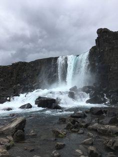 Pierwszy dzień na Islandii