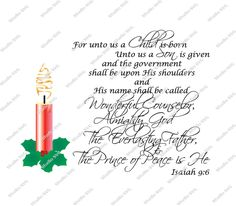 Christmas Candle, Print and Cut, Digital Cut File, Vinyl Cutting File - SVG - Silhouette, Make the Cut, Sure Cuts a Lot, Cricut by StudioSVG on Etsy