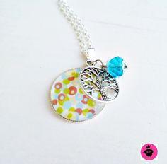 Medaillonkette in Silber Jewlery, Etsy, Princess, Fashion, Lockets, Pastel, Silver, Moda, Jewerly
