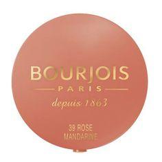 #BourjoisFrenchChic Fard de obraz Rose Mandarin