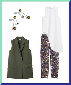 Bookmark this for 5 girlboss alternatives to a pantsuit.