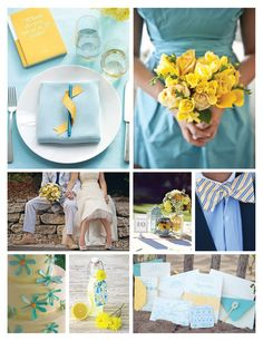 Here Is A Sky Blue And Yellow Sunflowers Anyone