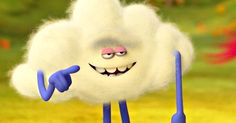 First 'Trolls' Clip Introduces the Cloud Guy -- Justin Timberlake and Anna Kendrick show off new footage from their animated movie 'Trolls' at the Cannes Film Festival. -- http://movieweb.com/trolls-movie-clip-cloud-guy-dreamworks-animation/