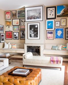 247 Best Gallery Wall Ideas For Home Decor Images Mural Ideas