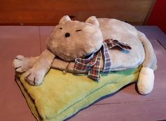 Sensory Activity sleeping cat hand muff dementia Alzheimer's aid by sayitwithcushions on Etsy