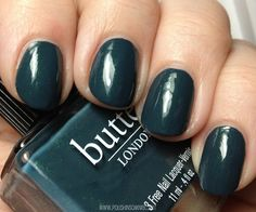 butter LONDON in Stag Do  | Featured on polish insomniac