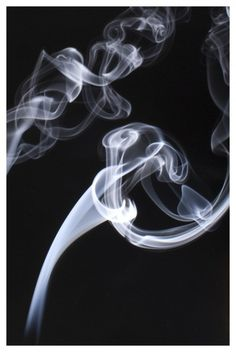 Most Sophisticated Smoke Photography
