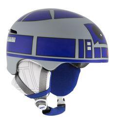 Avid Grom R2D2 Helmet