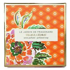 Tilleul Cidrat Fragonard Soap | Designers Guild