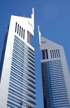 Historic Skyscrapers and High-Rises: Emirates Towers