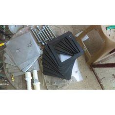 Placa Acero Inoxidable 316l Dry Cell Hho Generador Hidrogeno - $ 25.00 en Mercado Libre