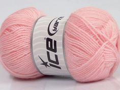 Machine washable. Lay flat to dry Fiber Content 60% Superwash Virgin Wool 40% Acrylic Brand Ice Yarns Baby Pink fnt2-43815
