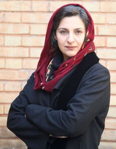Shadi Ghadirian - Modern day Iranian photographer.