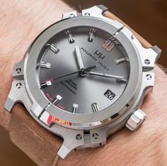 Mauron Musy Classic Steel Armure  #mauronmusy CHF 5,500