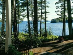 A Beginner's Guide to Maine Vacations  Migis Lodge by Sebago Lake
