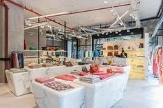 Zadig & Voltaire flagship store by Isabelle Stanislas, Paris