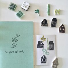 Stamp Printing, Printing On Fabric, Diy Back To School, Stamp Carving, Homemade Art, Handmade Stamps, Stencil, Linoprint, Sewing Art