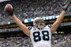 Greg Olsen, Carolina Panthers