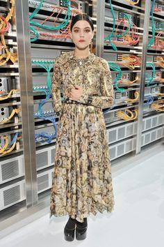 Soko Paris Fashion Week