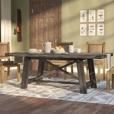 Colborne Extendable Dining Table