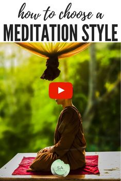 Getting started with meditation can be overwhelming if you are just getting started. There are many different ways to meditate but what do they all do for you? In this video I describe the different types of meditation practices so you can choose the be Benefits Of Mindfulness, Meditation Benefits, Daily Meditation, Chakra Meditation, Meditation Practices, Different Types Of Meditation, Hi Gorgeous, Meditation Techniques, Mindful Living